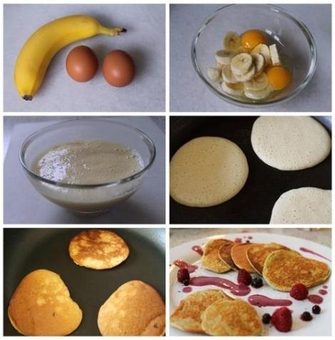 easy pancake