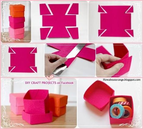 craft gift box